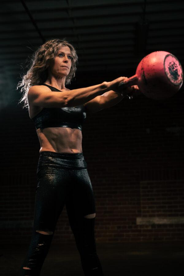 Molly Vu   Kettlebell KickboxingKettlebell Kickboxing